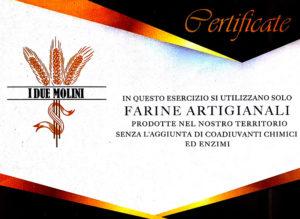 certificato-loradellapizza
